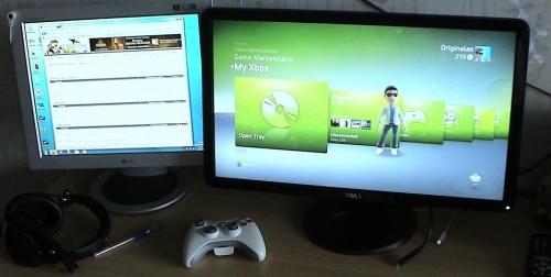 Microsoft xBox 360 konsolės video apžvalga