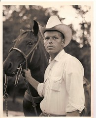 My Brother Gregg... (nbklx17 (Sandy)) Tags: family horse cowboy texas brother memories sibling littlebrother gregg texan 1964 oldfamilypicture getrdun hewassoyoungandgoodlookinginthispicture