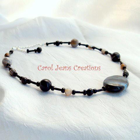gemstone choker jewelry