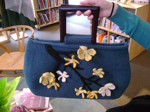 Tilly's Cherry Blossom Bag