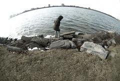 (Sam Doyle) Tags: fish eye water michigan nick detroit fisheye belle riverfront isle ramsey