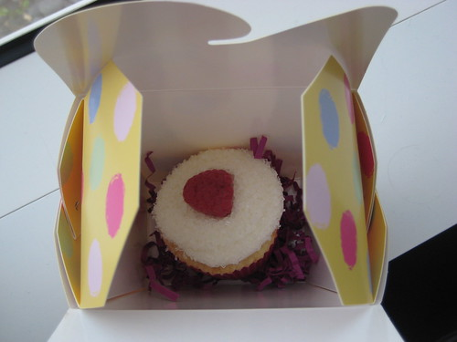 Cupcakes as favors
