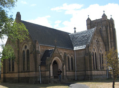 bothwell sandstone church