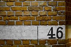 That's all (janbat) Tags: orange green wall nikon belgique 85mm bruxelles vert brique d200 nikkor f18 mur 46 jbaudebert upcoming:event=1502250