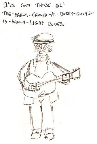 366 Cartoons - 053 - Blues