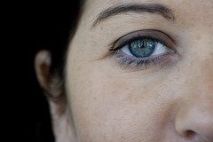Blue eyes (--- KORGAN ---) Tags: blue face look eyes nikon retrato cara ojos tomas nikkor mirada martinez vr korgan d40x