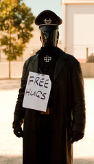 Free Hugs (yeshayden) Tags: cosplay hellboy karlruprechtkroenen supanova2009