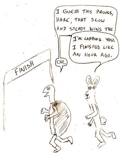 366 Cartoons - 054 - Tortoise and Hare