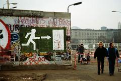 Berlin 1989, Fall der Mauer, Chute du mur