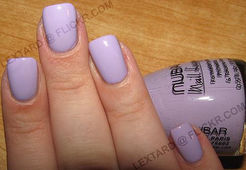 nail Lavender style color, nail polish, no top coat, nail art designs gallery