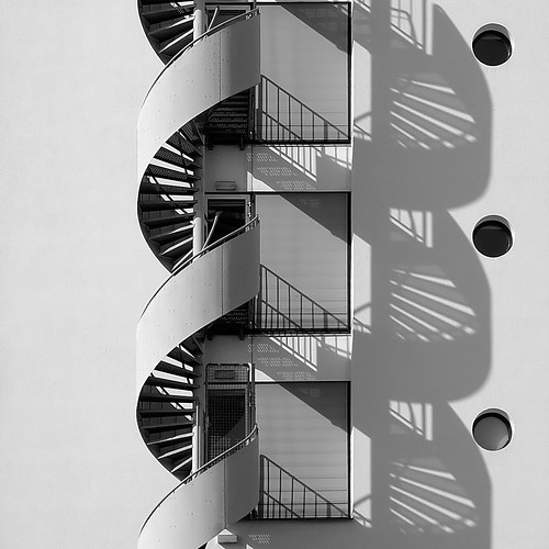 Double Helix (fluxxus1) city windows light shadow urban blackandwhite bw white abstract black art window netherlands monochrome lines matrix wall architecture stairs composition square maastricht geotagged spiral lumix grey lights europe solitude pattern angle loop geometry curves double symmetry minimal stairway panasonic explore staircase silence crop repetition dna fv10 helix ladder minimalism coil rectangle emptiness circular blackdiamond rectangular ogm linescurves photographia flickrsbest blackwhitephotos abigfave lx3 anglesanglesangles lumixaward absoluteblackandwhite ostrellina world100f windmillsspirals obq oraclex blackdiamondpremier alwaysexc goldenart phvalue topabstract