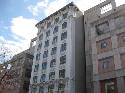 Concordia facade