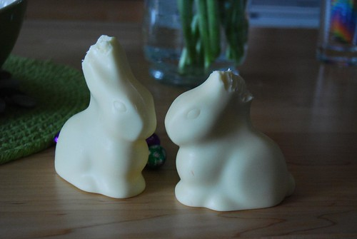 easter-chewed bunnies