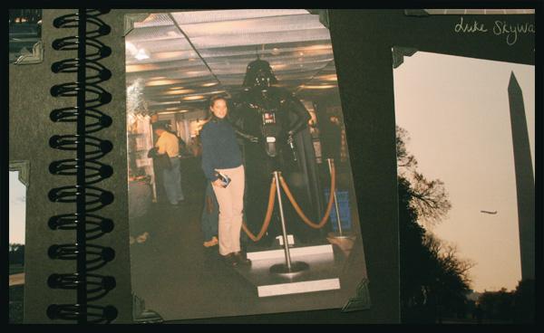 Darth Vader & jag