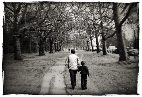 Dad and Son by Ryan Qiu, on Flickr