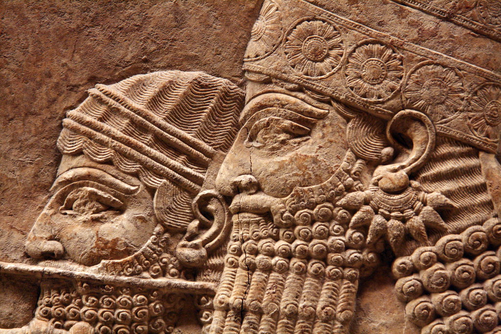 The world s best photos of carving and mesopotamia