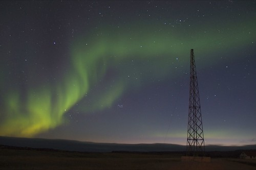 Snæfellsnes: Northern Lights