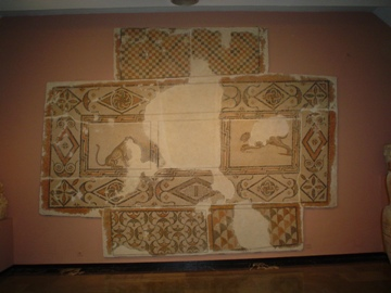 Mosaico Pantera