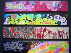 reso rosy one oeno dealyt (nattynattyboom) Tags: show paris art one graffiti tag au grand exhibition collection exposition palais oeno rosy reso gallizia dealyt