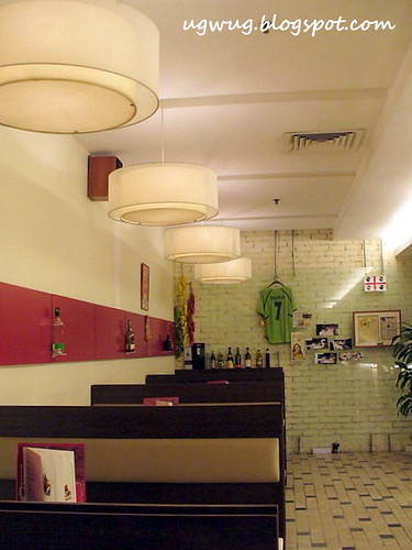 Sure Pizza - Interior
