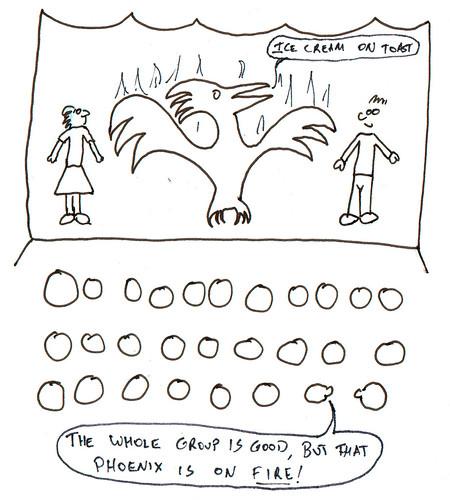 366 Cartoons - 074 - Phoenix