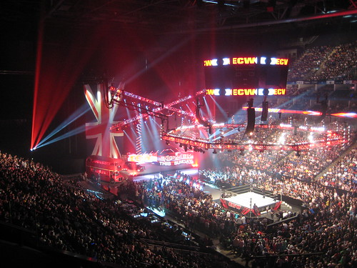 WWE Smackdown at the O2 Arena