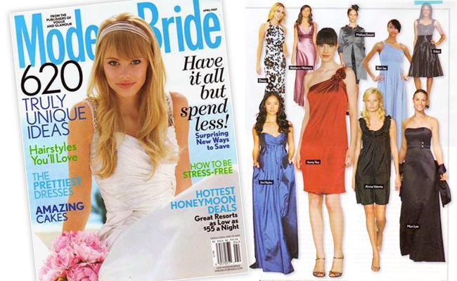 Nowy numer Modern Bride (kwiecień/maj 2009)