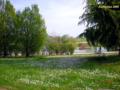 Bologna: parco al capolinea 11C
