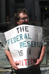 The Federal Reserve is a Private Bank