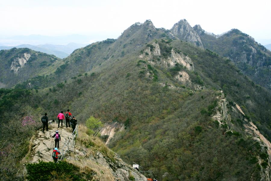 Gyeryong Mt