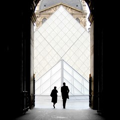 YAPC ~  Le Louvre ~ Paris ~ MjYj (MjYj) Tags: morning sky paris stairs last gold bed couple different arms time cabinet lumire or go jardin peaceful exposer jour moderne ciel will beaut maybe grandes nothing wakeup temps partout dido btiment technologies wanna slept lelouvre pris intrieur thismorning pretend parti dor asign 7238 aroundme ouvert modernit baies audaces parisiens onmyown espaces conservateurs verrires pointues entrer filtrer atyou finalement vitres xxesicle dmarche uvres pristyle contrainte dontbelieveinlove phvalue mjyj darchitecture overstayed rvl multipli dorigine climatiser imstillsleeping icantlook