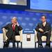 Erdogan, Peres,  Ki-moon, Moussa - World Economic Forum Annual Meeting Davos 2009