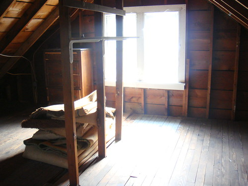 attic