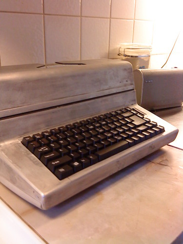 Small keyboard with