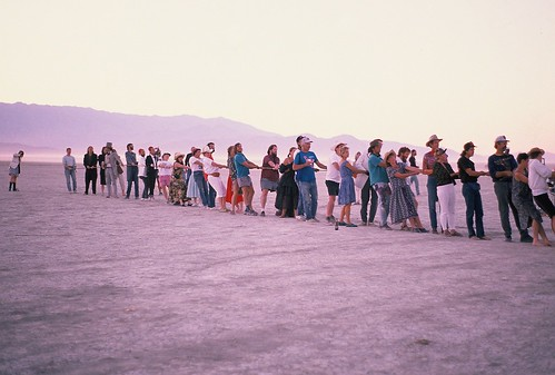Burning Man 1990