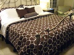 Nikki's new bedset