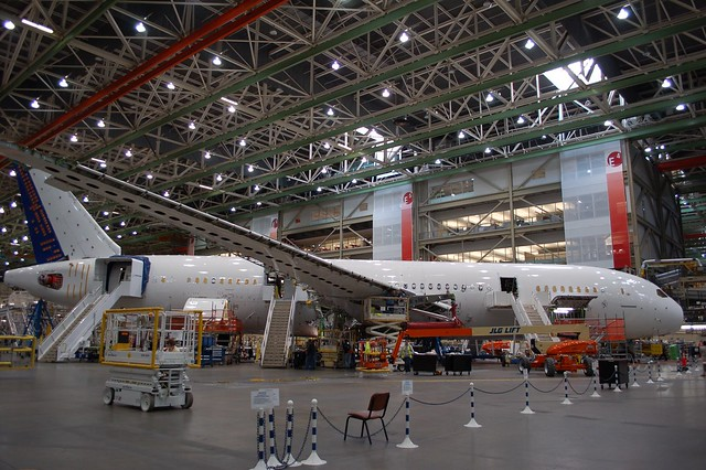 Boeing 787-8 ZY998