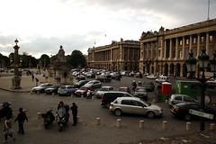 Paris - Place de la Concorde (grauschleier) Tags: paris exploration placedelaconcorde