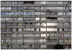 Kiev: Abstract Thoughts (Chris Wevers) Tags: ukraine panasonic kiev kyiv dmc fz50 commieblock київ chriswevers