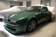 Aston Martin_V8_Vantage_Le Mans_V600 (phil_dag) Tags: france lyon v600 supercar lemans astonmartin v8vantage