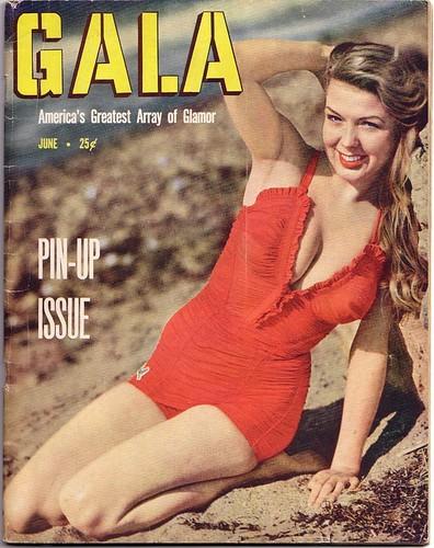 GALA cover June 1951