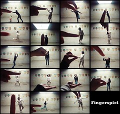 Fingerspiel (1,268 views) ( Yooki ) Tags: game fun dresden funny finger spiel spas fingerspiel