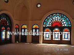 Lights and Colors (Aida Dargahi) Tags: iran kashan historichouse