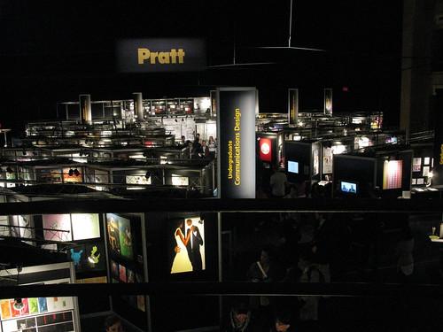 Pratt Annual Show