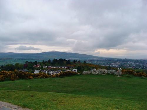 Dalkey Hill Rainy 012