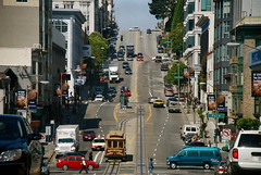 Cross Streets - California St.