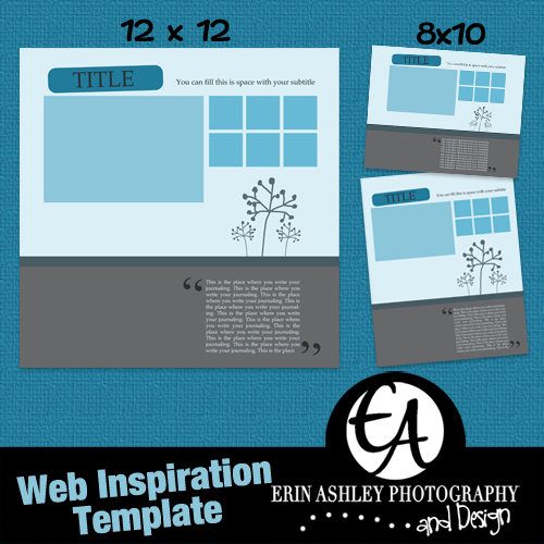 Web Inspiration Template