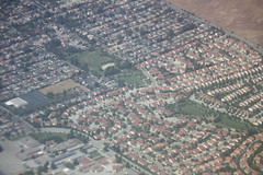california arial view cloud (kradhakr) Tags: california cloud view arial