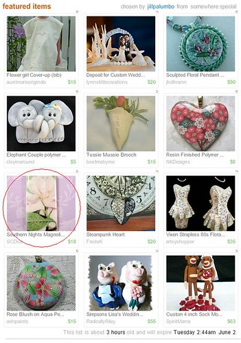 Jill's PCAGOE June Is For Brides Treasury 1
