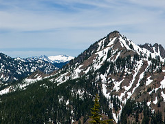 West  Peak, Hinman in background